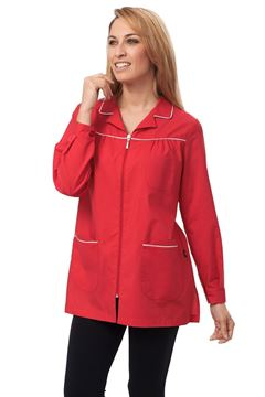 ΓΥΝΑΙΚΕΙΑ ΡΟΜΠΑ SIGGI HORECA ELITA LADIES TUNIC RED