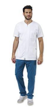 ΜΠΛΟΥΖΑ ΙΑΤΡΟΥ ΑΝΔΡΙΚΗ SIGGI DR BLUE DARREN WHITE