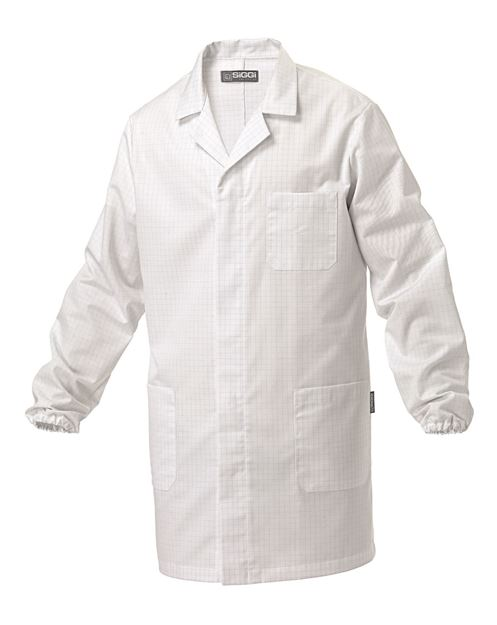 ΡΟΜΠΑ ΕΡΓΑΣΙΑΣ SIGGI ANTISTATICO COAT WHITE