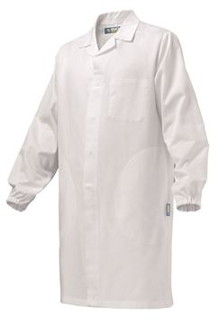 ΡΟΜΠΑ ΕΡΓΑΣΙΑΣ SIGGI ALIMENTARE MAN COAT WHITE
