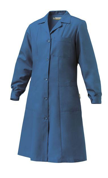 ΓΥΝΑΙΚΕΙΑ ΡΟΜΠΑ ΕΡΓΑΣΙΑΣ SIGGI LAURA WOMAN COAT BLUE 4028