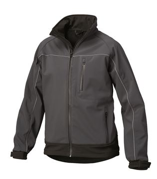 SOFTSHELL ΕΡΓΑΣΙΑΣ & OUTDOOR SIGGI SOFTSHELL GREY