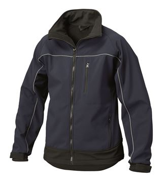 SOFTSHELL ΕΡΓΑΣΙΑΣ & OUTDOOR SIGGI SOFTSHELL BLUE