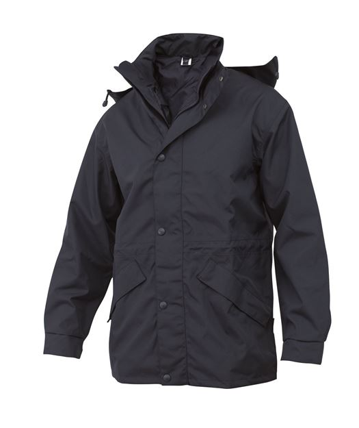 ΜΠΟΥΦΑΝ ΕΡΓΑΣΙΑΣ & OUTDOOR  SIGGI PASUBIO PARKA GORETEX BLUE