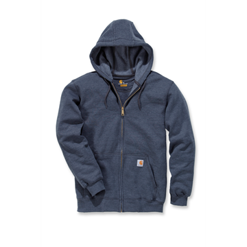 ΖΑΚΕΤΑ MIDWEIGHT HOODED ZIP FRONT SWEATER CHH - CARHARTT
