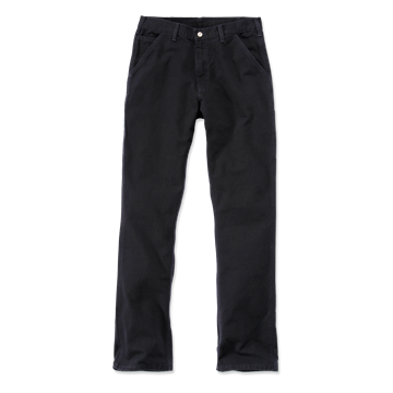 Παντελόνι EB011 WASHED DUCK WORK DUNGAREE BLK - CARHARTT