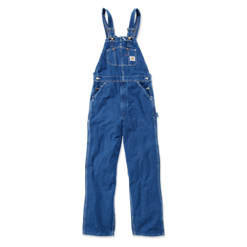 ΣΑΛΟΠΕΤΑ ΕΡΓΑΣΙΑΣ R07 WASHED DENIM BIB OVERALL DST - CARHARTT