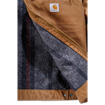 ΜΠΟΥΦΑΝ DUCK DETROIT JACKET BRN - CARHARTT