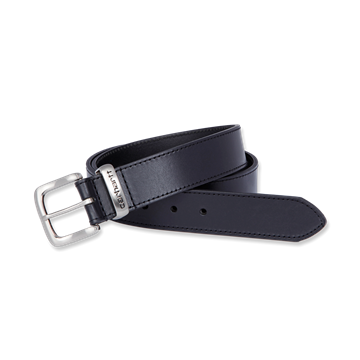 ΖΩΝΗ JEAN BELT BLACK CARHARTT