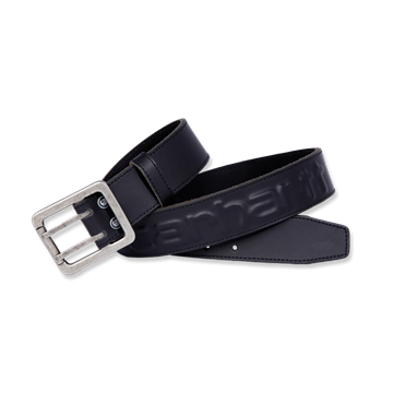 ΖΩΝΗ LOGO BELT BLACK CARHARTT