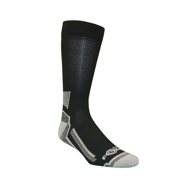 ΚΑΛΤΣΕΣ (Σετ 3 Ζεύγη) CARHARTT FORCE PERFORMANCE WORK CREW SOCK BLACK