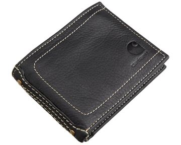 ΠΟΡΤΟΦΟΛΙ PASS CASE  WALLET BLK - CARHARTT