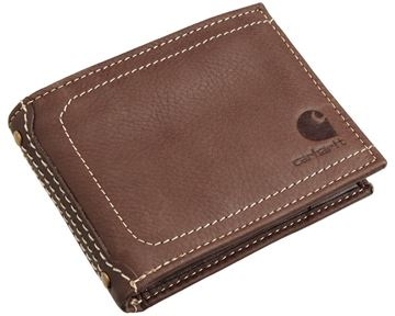 ΠΟΡΤΟΦΟΛΙ PASS CASE  WALLET  BRN- CARHARTT