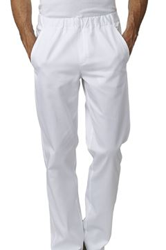 ΠΑΝΤΕΛΟΝΙ ΣΕΦ SIGGI HORECA JOSH CHEF TROUSERS WHITE