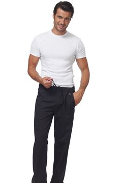 ΠΑΝΤΕΛΟΝΙ ΣΕΦ SIGGI HORECA JOSH CHEF TROUSERS BLACK