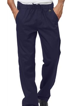 \ΠΑΝΤΕΛΟΝΙ ΣΕΦ SIGGI HORECA JOSH CHEF TROUSERS BLUE