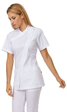 ΓΥΝΑΙΚΕΙΑ ΠΟΔΙΑ SIGGI BEAUTY JESS WOMAN TUNIC WHITE