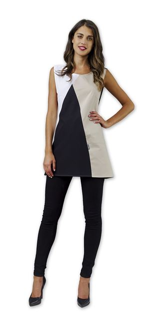 ΓΥΝΑΙΚΕΙΑ ΡΟΜΠΑ SIGGI BEAUTY GEMMA WOMAN PINAFORE BWB