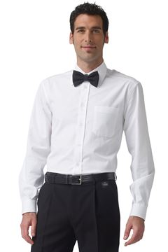 ΠΟΥΚΑΜΙΣΟ ΑΝΔΡΙΚΟ SIGGI HORECA MASSIMO MEN COTTON SHIRT WHITE