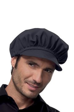 UNISEX ΣΚΟΥΦΟΣ - ΚΑΠΕΛΟ SIGGI HORECA HOLLY CAP GREY