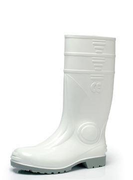 Μπότες ασφαλείας PVC MA.CRI 115 S4 ΛΕΥΚΗ