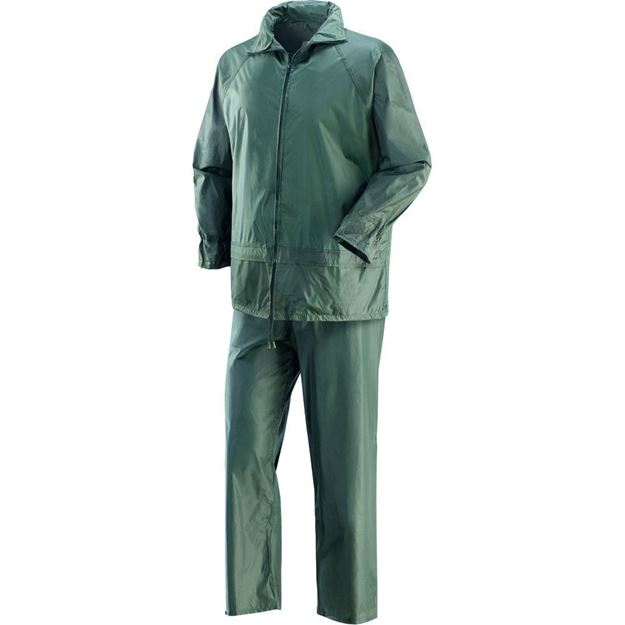 NERI SPA Αδιάβροχο κοστούμι πράσινο NEW NIAGARA