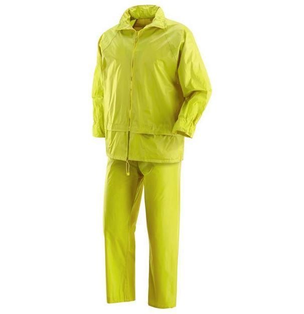 NERI SPA Αδιάβροχο κοστούμι κίτρινο NEW NIAGARA BOAT