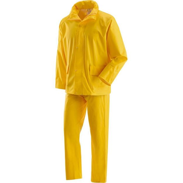 NERI SPA Αδιάβροχο κοστούμι κίτρινο VICTORIA