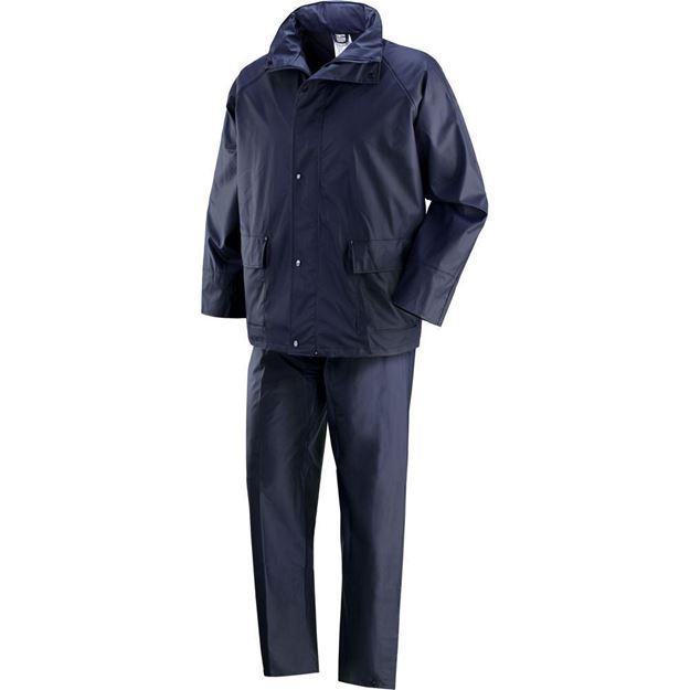 NERI SPA Αδιάβροχο κοστούμι μπλε VICTORIA