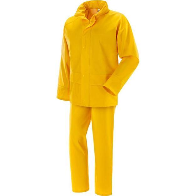 NERI SPA Αδιάβροχο κοστούμι κίτρινο IGUAZU