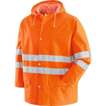 NERI SPA Αδιάβροχο κοστούμι BREMA ORANGE