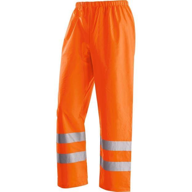 NERI SPA Αδιάβροχο παντελόνι AMBURGO ORANGE