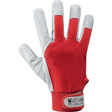 NERI SPA Γάντια BALL - MAC TUK RED