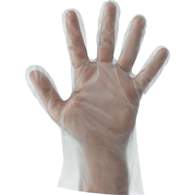 NERI SPA Γάντια μιας χρήσης POLY PLUS - MAC TUK