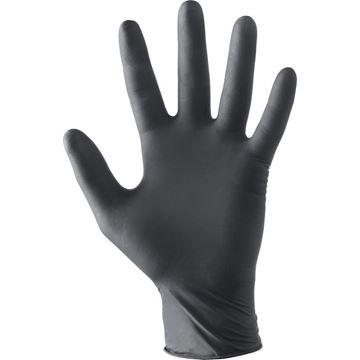 NERI SPA Γάντια μιας χρήσης BLACK TOUCH - BOXER LINE