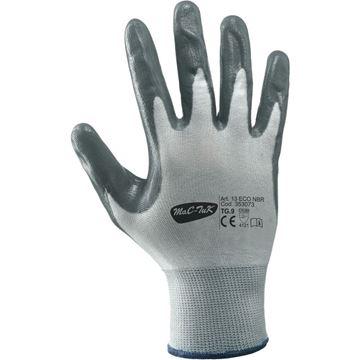 NERI SPA Γάντια νιτριλίου λευκά 13 ECO NBR - BOXER LINE