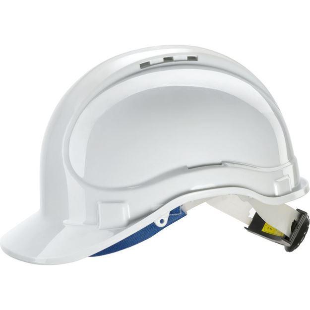 NERI SPA Κράνος λευκό E1 ABS HELMET NEWTEC