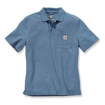 CONTRACTOR'S WORK POCKET POLO SBL- CARHARTT