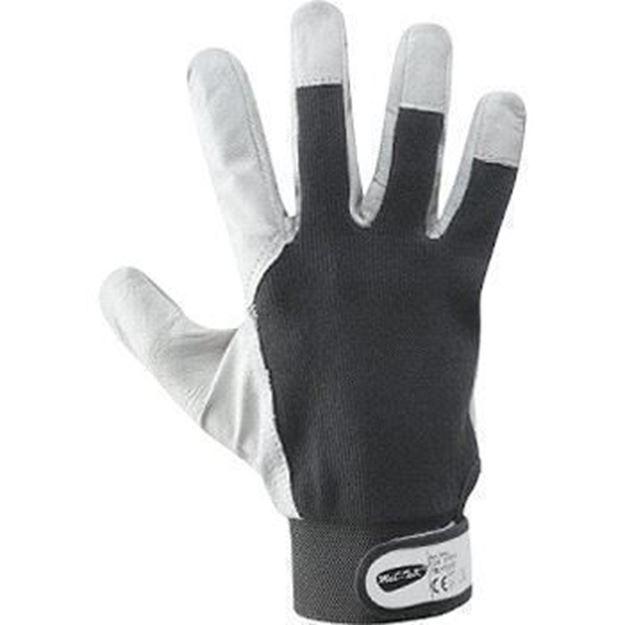 NERI SPA Γάντια BALL - MAC TUK BLACK