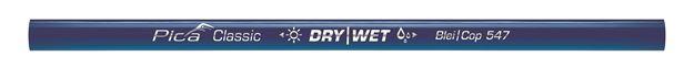 ΜΟΛΥΒΙ PICA CLASSIC Carpenter / Copying Pensil Dry Wet 547  24 εκ