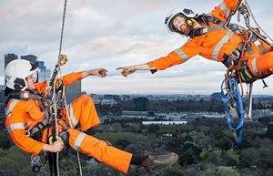 Γενικές αρχές ασφαλούς εργασίας σε ύψος