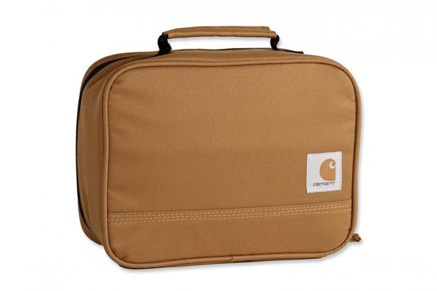 ΤΣΑΝΤΑ LUNCH BOX BROWN CARHARTT