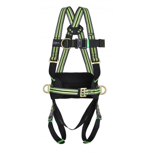 Ζώνη Ασφαλείας KRATOS SAFETY BODY HARNESS FA10205