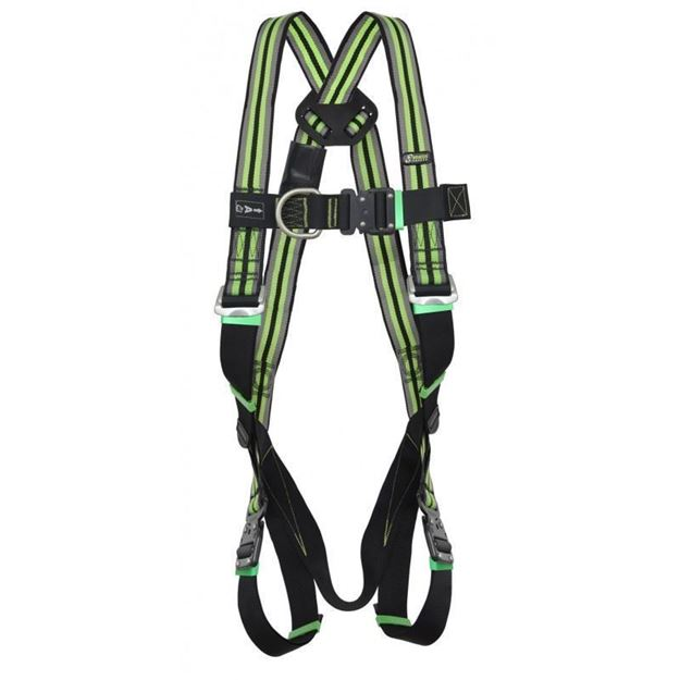 Ζώνη Ασφαλείας KRATOS SAFETY HARNESS FA1010501A L-XXL