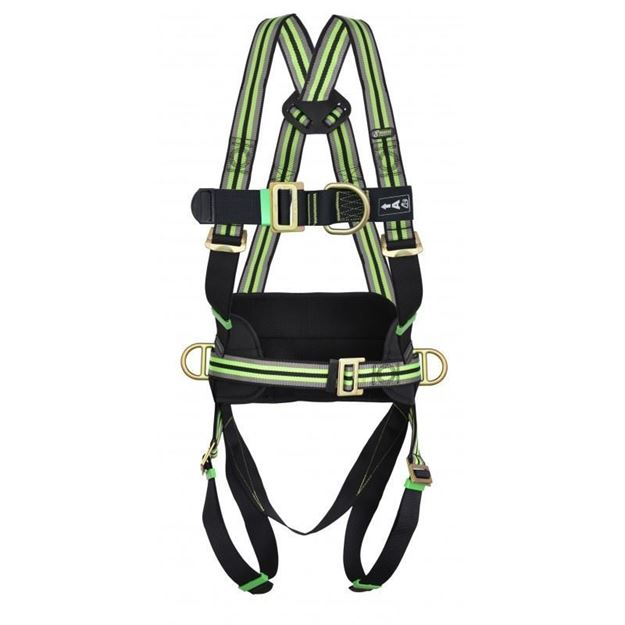 Ζώνη Ασφαλείας KRATOS SAFETY BODY HARNESS FA1020500