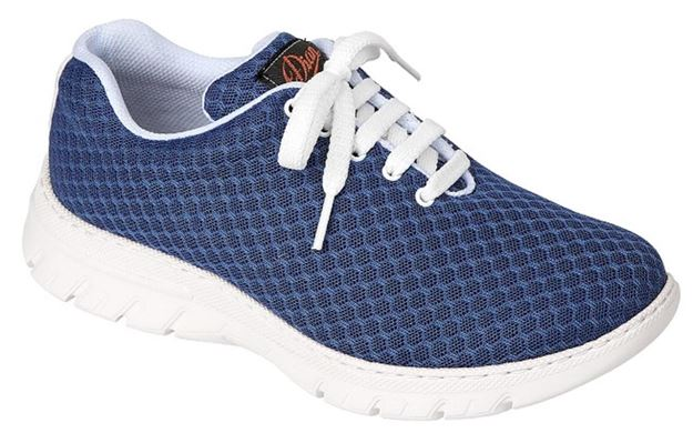 DIAN CALPE AZUL παπούτσια εργασίας