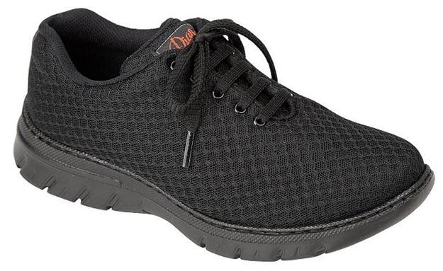 DIAN CALPE NEGRO παπούτσια εργασίας