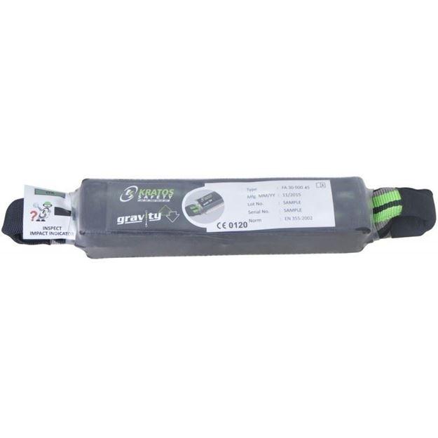 Απορροφητής ενέργειας σε ιμάντα 44mm KRATOS SAFETY FA3000045
