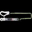 Απορροφητής ενέργειας σε ιμάντα με δύο συνδέσμους μήκους 1.5m KRATOS SAFETY FA3030315