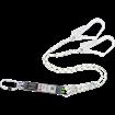 Απορροφητής ενέργειας σε σχοινί με 3 συνδέσμους μήκους 1.50m KRATOS SAFETY FA3020015